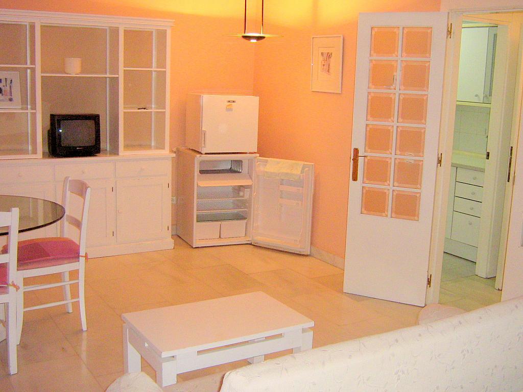Salón - Apartamento en alquiler en calle Avd de Las Ciencias, Av. Ciencias-Emilio Lemos en Sevilla - 135099466