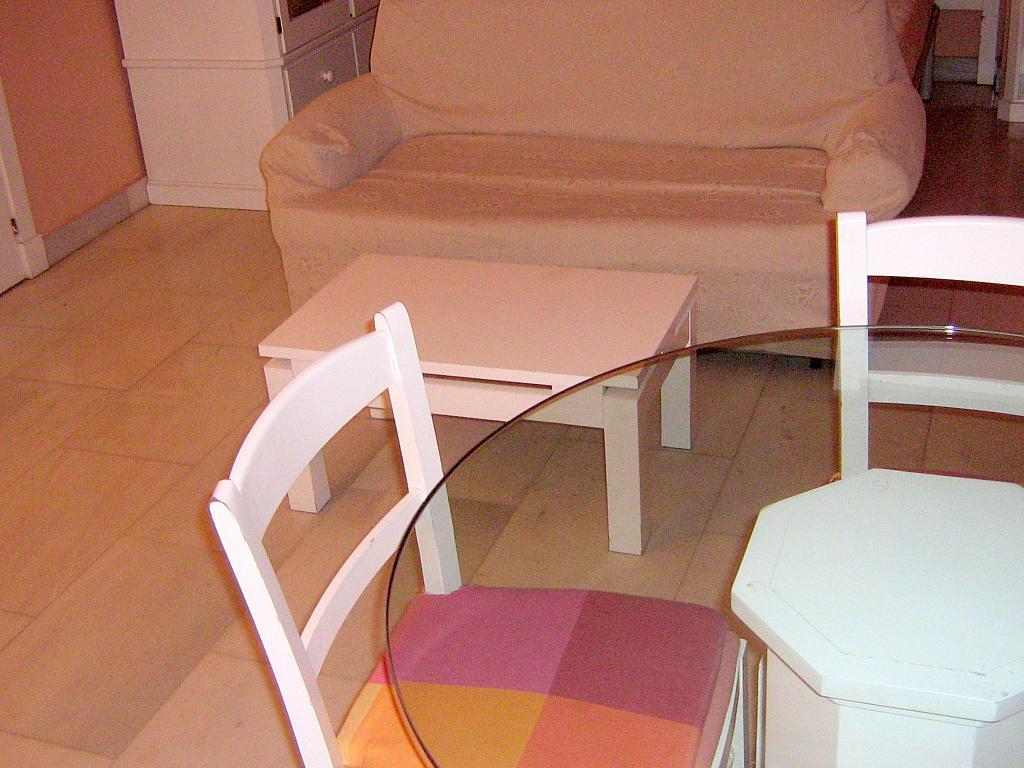 Dormitorio - Apartamento en alquiler en calle Avd de Las Ciencias, Av. Ciencias-Emilio Lemos en Sevilla - 135099618