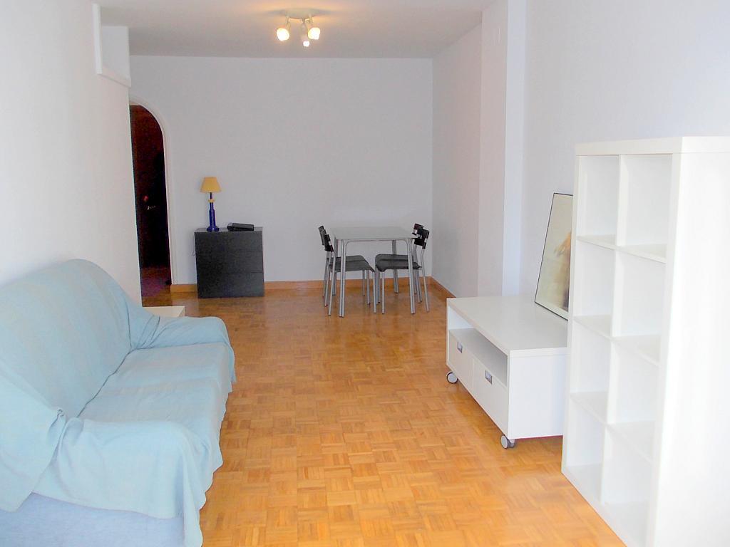 Salón - Piso en alquiler en calle Eduardo Dato, Nervión en Sevilla - 136501040
