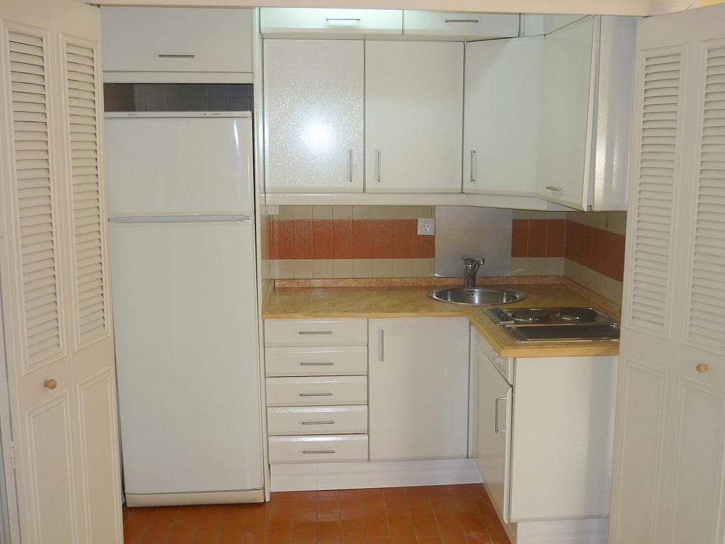 Cocina - Apartamento en alquiler en calle Marques de Nervion, Nervión en Sevilla - 138875213
