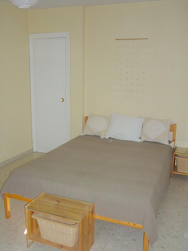 Dormitorio - Apartamento en alquiler en calle Marques de Nervion, Nervión en Sevilla - 138875231