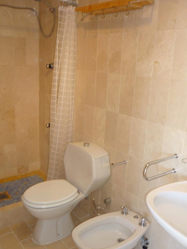 Baño - Apartamento en alquiler en calle Marques de Nervion, Nervión en Sevilla - 138875324