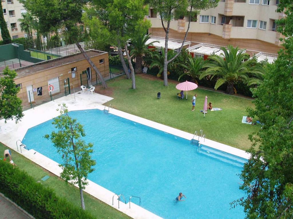 Piscina - Apartamento en alquiler en calle La Motilla, Sevilla - 140469463