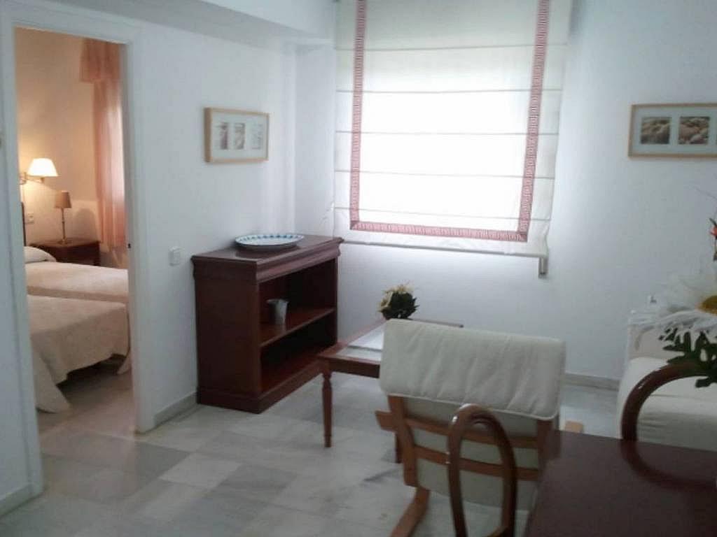 Salón - Apartamento en alquiler en calle La Motilla, Sevilla - 140469471