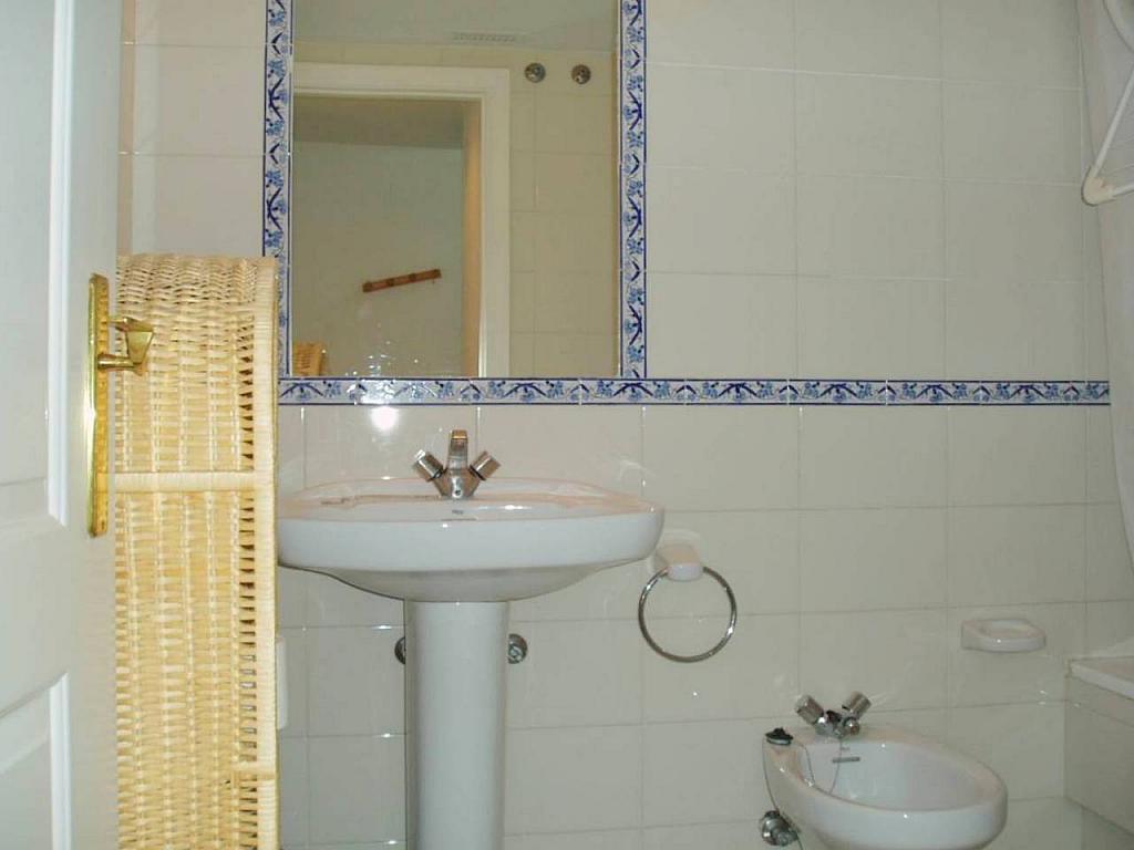 Baño - Apartamento en alquiler en calle La Motilla, Sevilla - 140469533