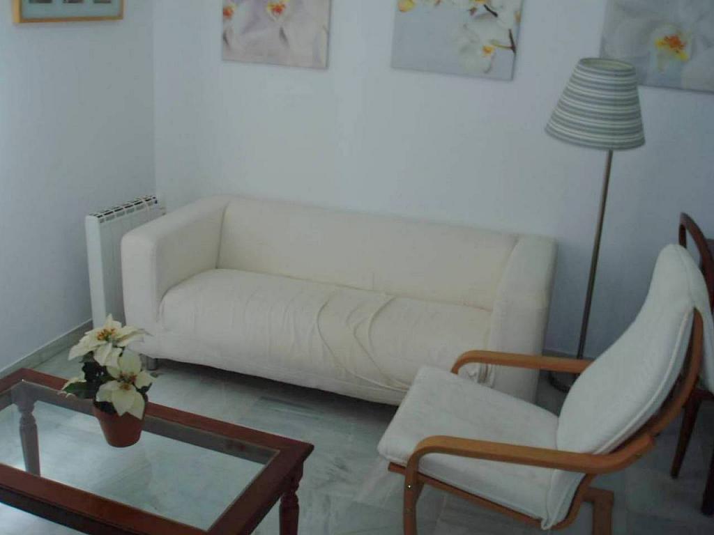 Salón - Apartamento en alquiler en calle La Motilla, Sevilla - 140469548