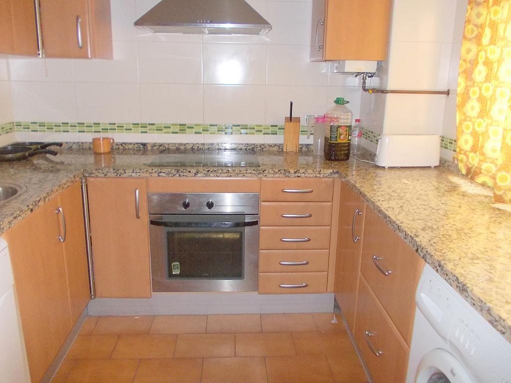 Cocina - Piso en alquiler en calle Juan Sierra, Nervión en Sevilla - 140517212