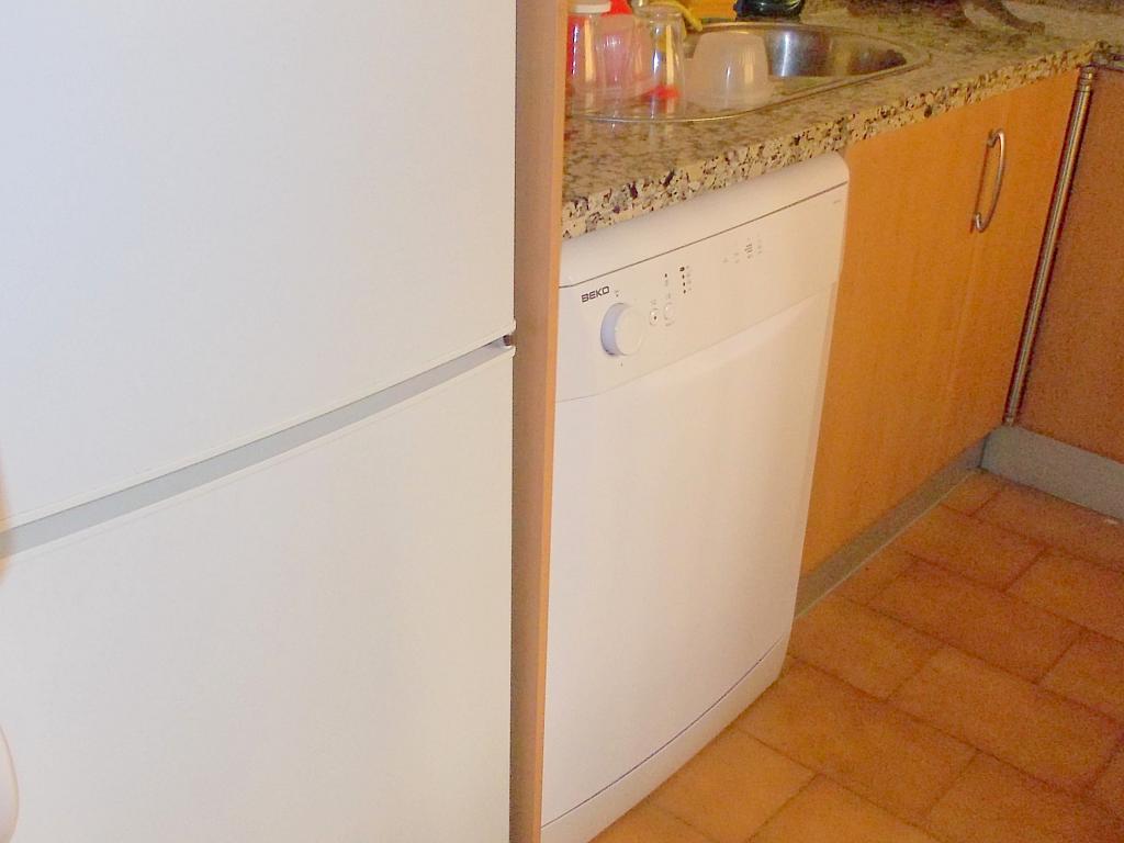Cocina - Piso en alquiler en calle Juan Sierra, Nervión en Sevilla - 140517285