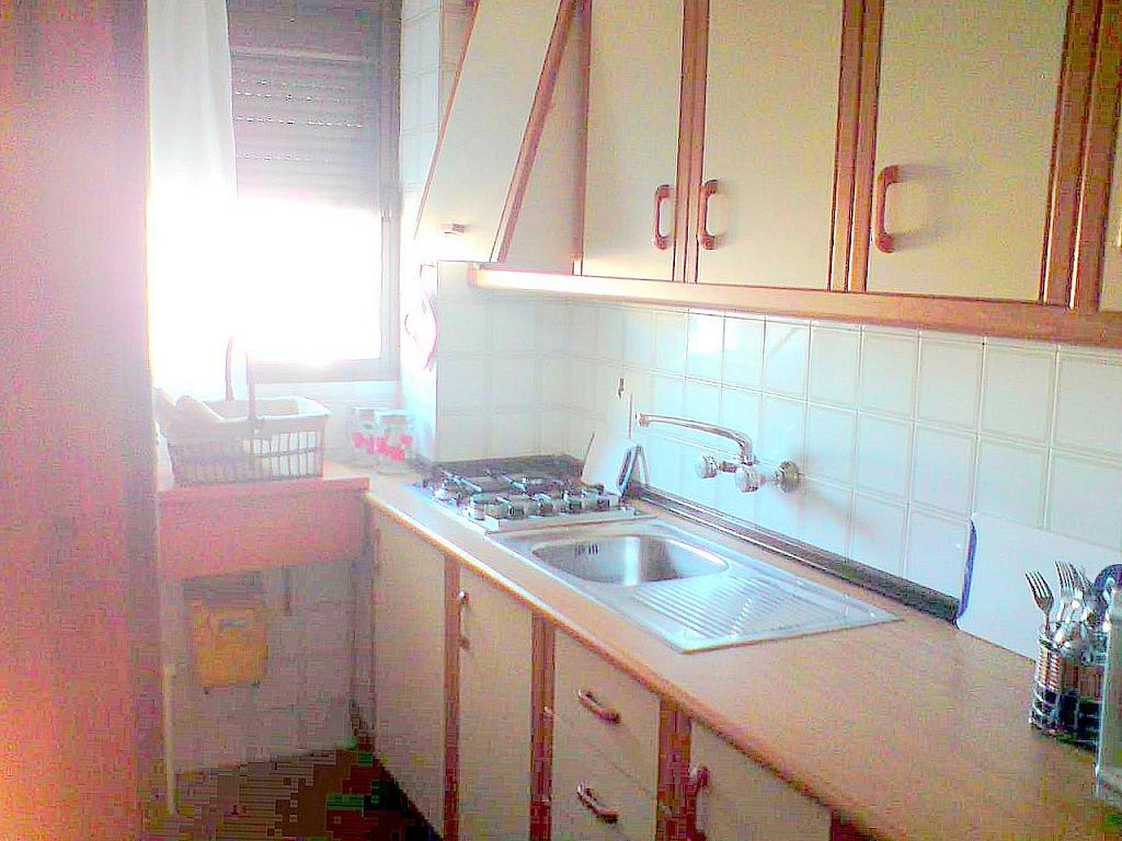 Cocina - Apartamento en alquiler en calle Ramon y Cajal, San Bernardo en Sevilla - 140672946