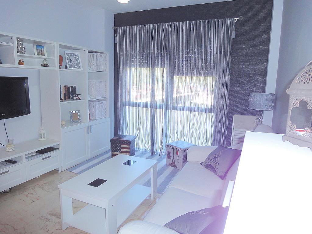 Salón - Apartamento en alquiler en calle Alcalde Luis de Uruñuelas, Este - Alcosa - Torreblanca en Sevilla - 140682673