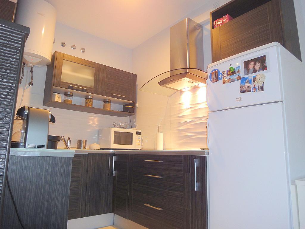 Cocina - Apartamento en alquiler en calle Alcalde Luis de Uruñuelas, Este - Alcosa - Torreblanca en Sevilla - 140682975