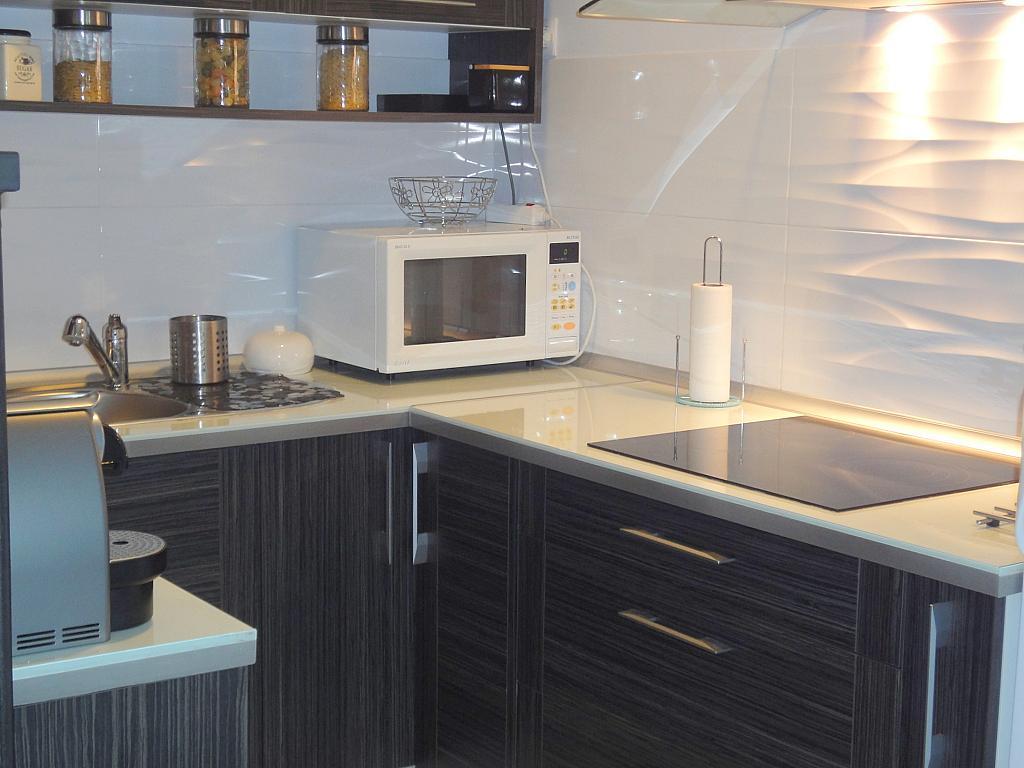 Cocina - Apartamento en alquiler en calle Alcalde Luis de Uruñuelas, Este - Alcosa - Torreblanca en Sevilla - 140682987