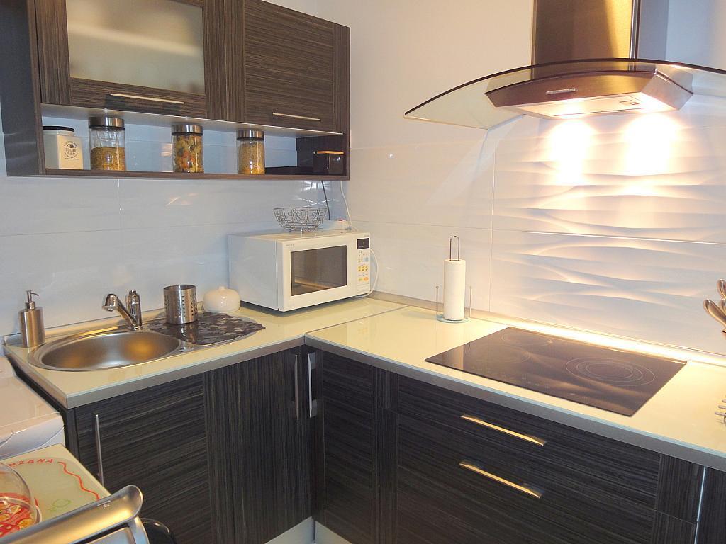 Cocina - Apartamento en alquiler en calle Alcalde Luis de Uruñuelas, Este - Alcosa - Torreblanca en Sevilla - 140683012