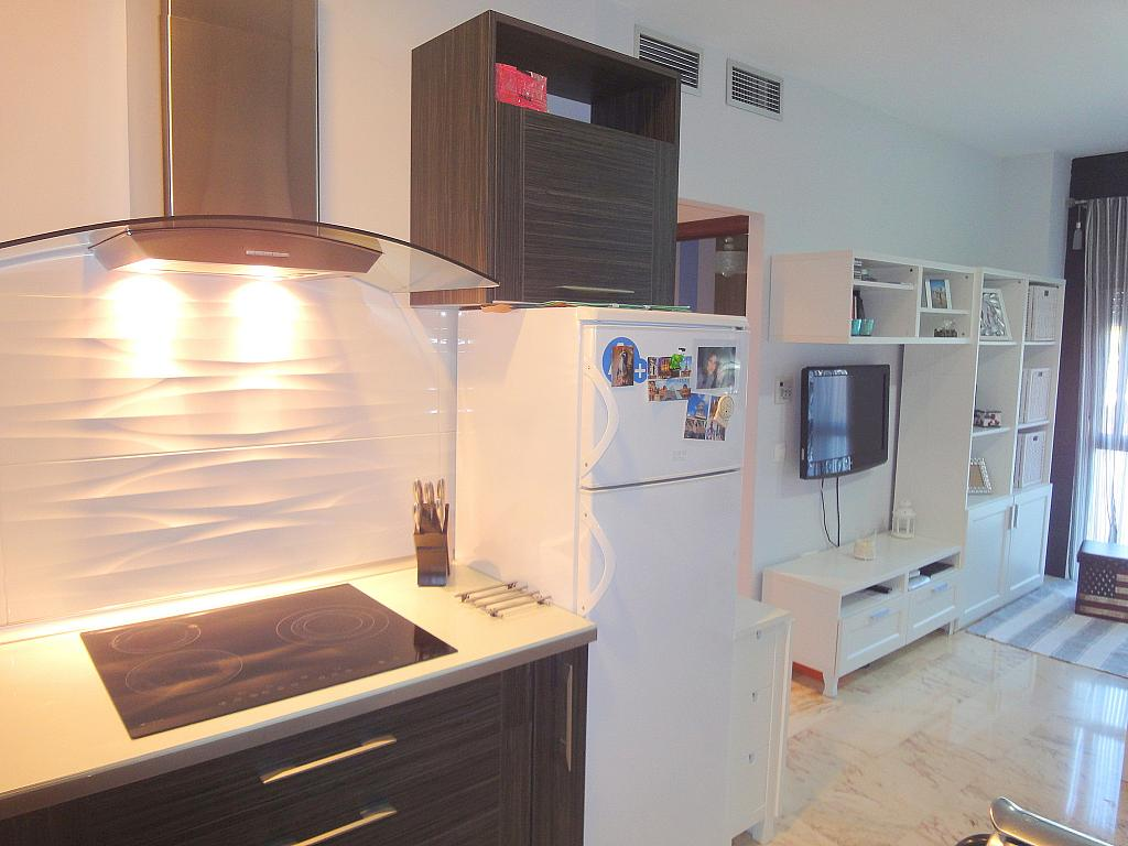 Cocina - Apartamento en alquiler en calle Alcalde Luis de Uruñuelas, Este - Alcosa - Torreblanca en Sevilla - 140683038