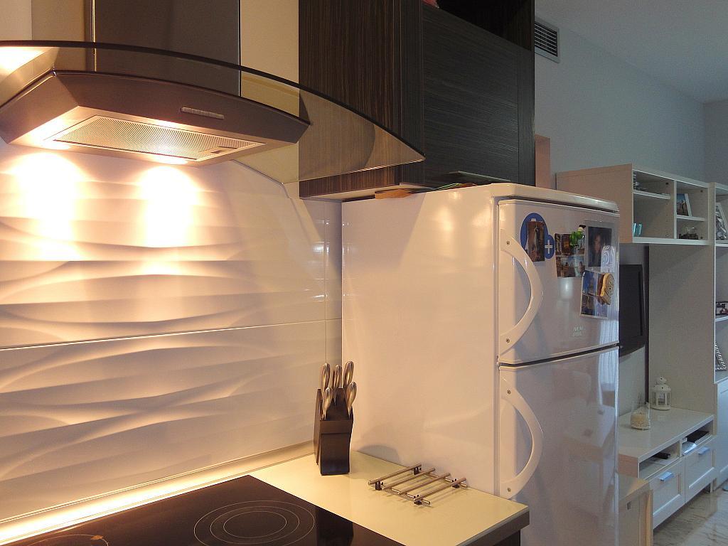 Cocina - Apartamento en alquiler en calle Alcalde Luis de Uruñuelas, Este - Alcosa - Torreblanca en Sevilla - 140683188