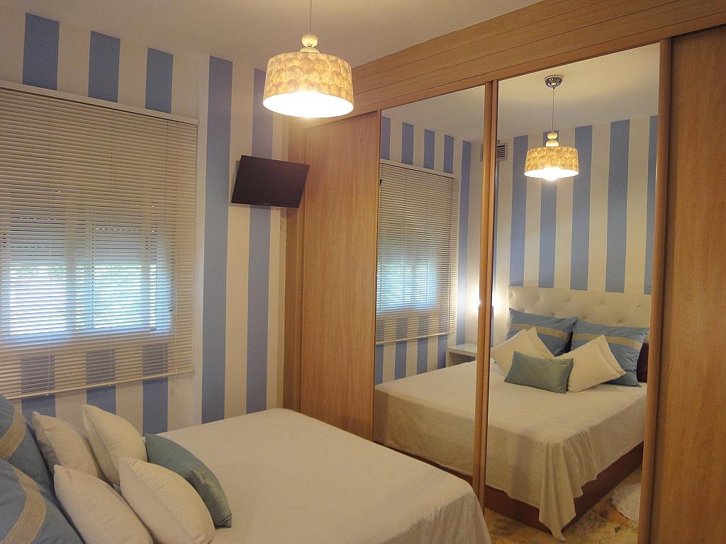 Dormitorio - Apartamento en alquiler en calle Alcalde Luis de Uruñuelas, Este - Alcosa - Torreblanca en Sevilla - 140683392