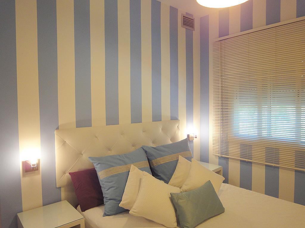 Dormitorio - Apartamento en alquiler en calle Alcalde Luis de Uruñuelas, Este - Alcosa - Torreblanca en Sevilla - 140683452