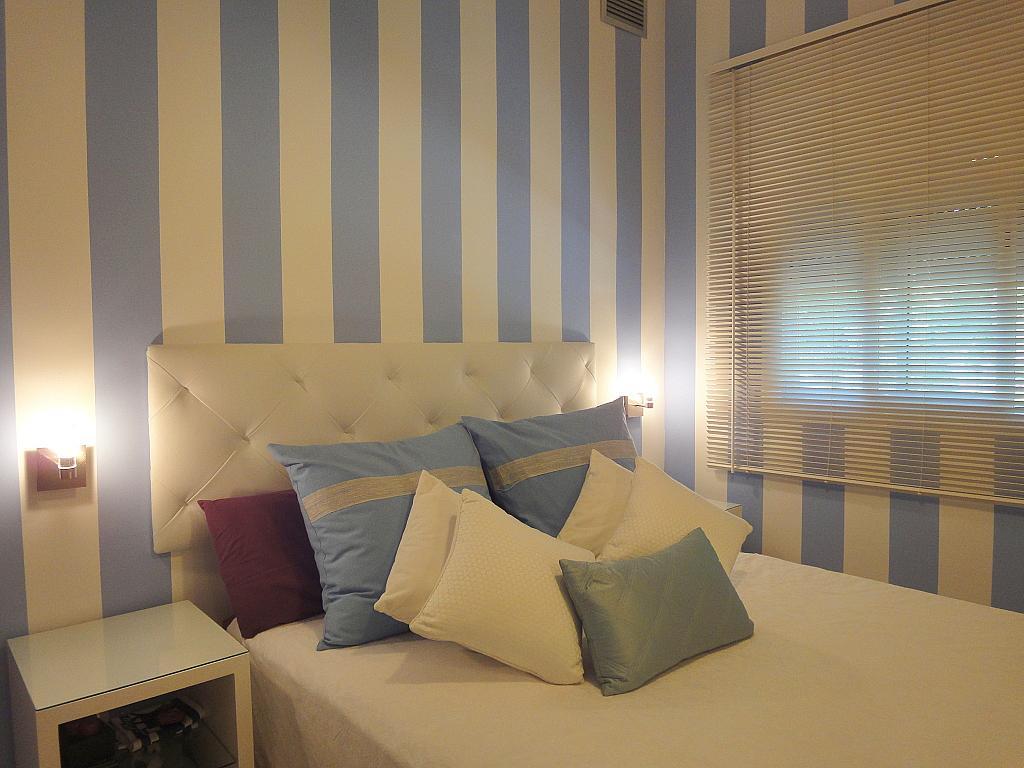 Dormitorio - Apartamento en alquiler en calle Alcalde Luis de Uruñuelas, Este - Alcosa - Torreblanca en Sevilla - 140683594
