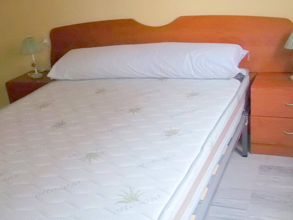 Dormitorio - Piso en alquiler en calle Avd de Las Ciencias, Av. Ciencias-Emilio Lemos en Sevilla - 140825822