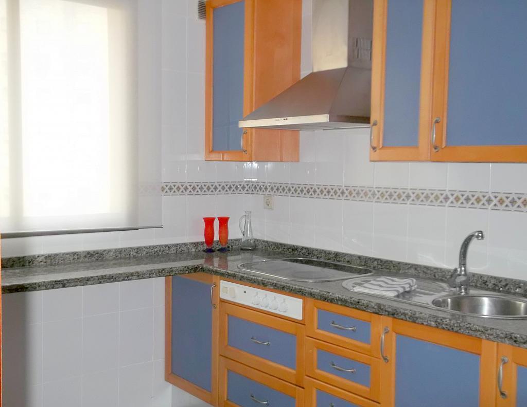 Cocina - Piso en alquiler en calle Avd de Las Ciencias, Av. Ciencias-Emilio Lemos en Sevilla - 140825864