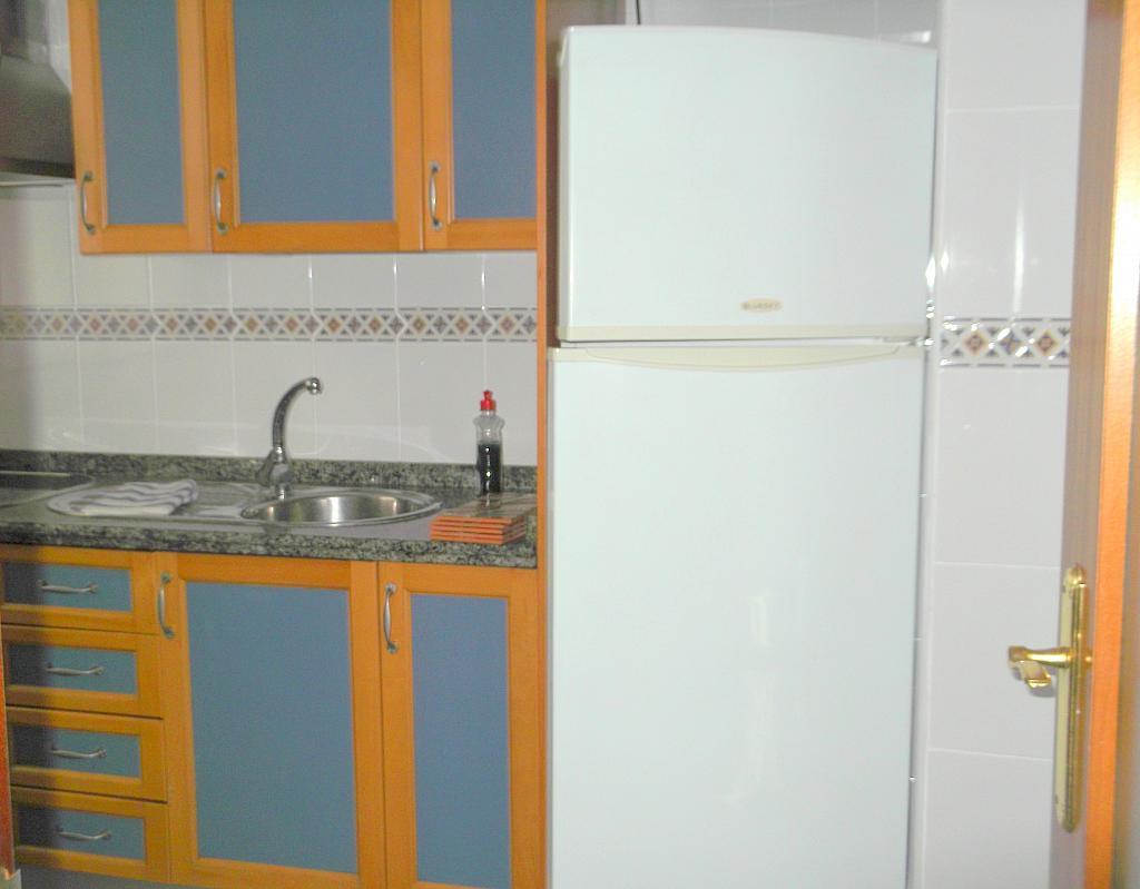 Cocina - Piso en alquiler en calle Avd de Las Ciencias, Av. Ciencias-Emilio Lemos en Sevilla - 140825955
