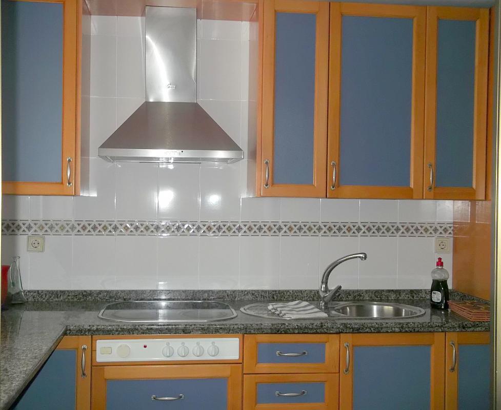 Cocina - Piso en alquiler en calle Avd de Las Ciencias, Av. Ciencias-Emilio Lemos en Sevilla - 140825983