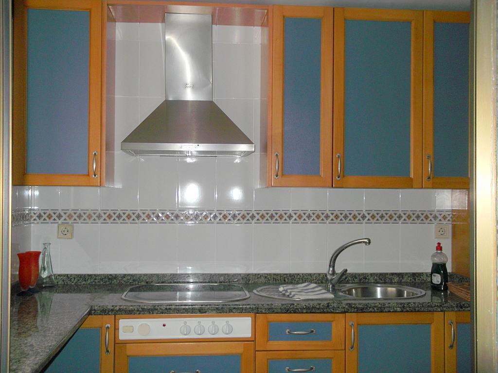 Cocina - Piso en alquiler en calle Avd de Las Ciencias, Av. Ciencias-Emilio Lemos en Sevilla - 140825998