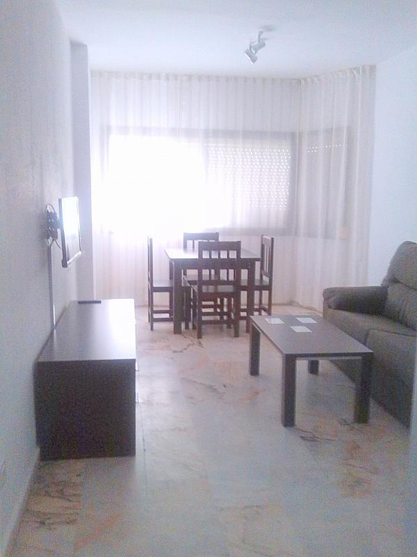 Salón - Apartamento en alquiler en calle Alcalde Luis de Uruñuelas, Av. Ciencias-Emilio Lemos en Sevilla - 140831287