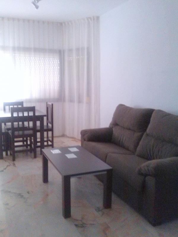 Salón - Apartamento en alquiler en calle Alcalde Luis de Uruñuelas, Av. Ciencias-Emilio Lemos en Sevilla - 140831301