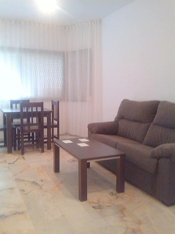 Salón - Apartamento en alquiler en calle Alcalde Luis de Uruñuelas, Av. Ciencias-Emilio Lemos en Sevilla - 140831315