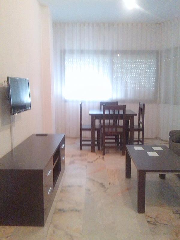 Salón - Apartamento en alquiler en calle Alcalde Luis de Uruñuelas, Av. Ciencias-Emilio Lemos en Sevilla - 140831334