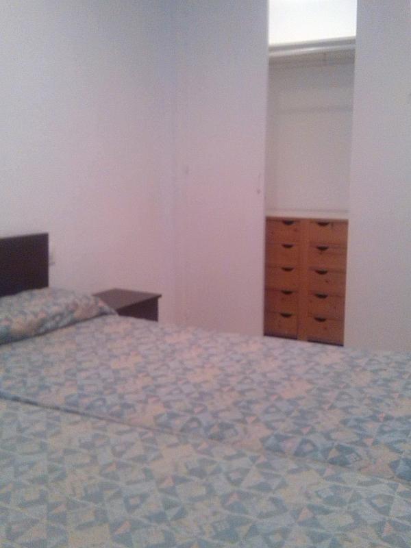 Dormitorio - Apartamento en alquiler en calle Alcalde Luis de Uruñuelas, Av. Ciencias-Emilio Lemos en Sevilla - 140831488