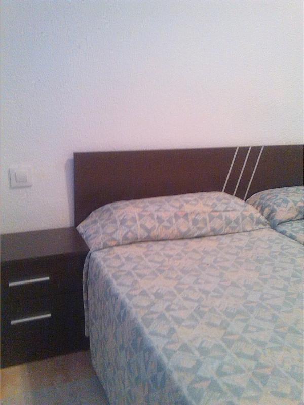 Dormitorio - Apartamento en alquiler en calle Alcalde Luis de Uruñuelas, Av. Ciencias-Emilio Lemos en Sevilla - 140831545