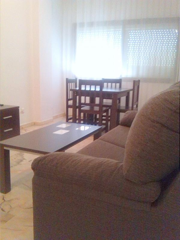 Comedor - Apartamento en alquiler en calle Alcalde Luis de Uruñuelas, Av. Ciencias-Emilio Lemos en Sevilla - 140831547