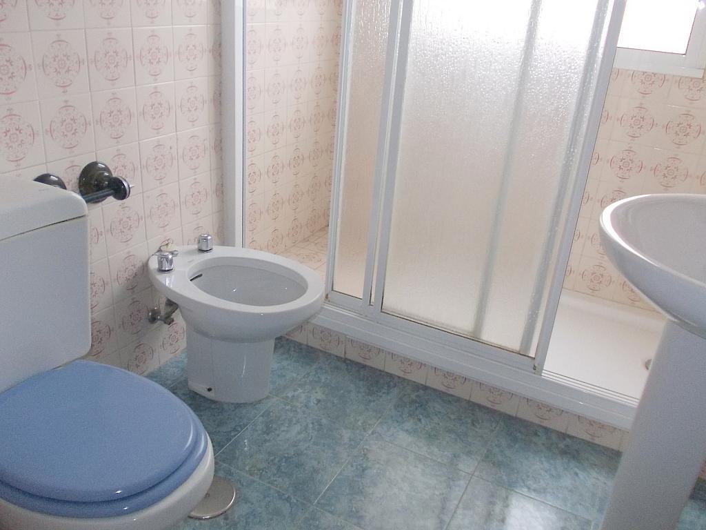 Baño - Piso en alquiler en calle San Francisco Javier, Nervión en Sevilla - 141430584