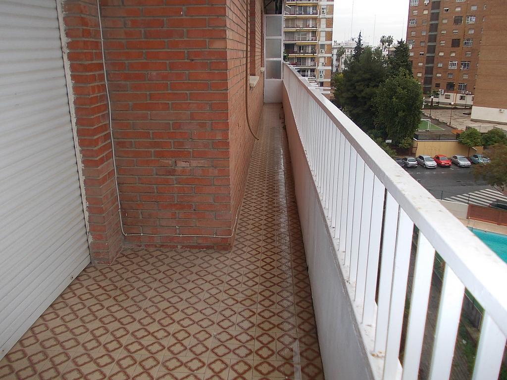 Balcón - Piso en alquiler en calle San Francisco Javier, Nervión en Sevilla - 141430695