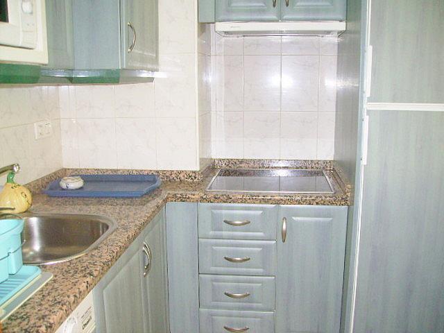 Cocina - Apartamento en alquiler en calle Alcalde Luis Uruñuelas, Av. Ciencias-Emilio Lemos en Sevilla - 141544403