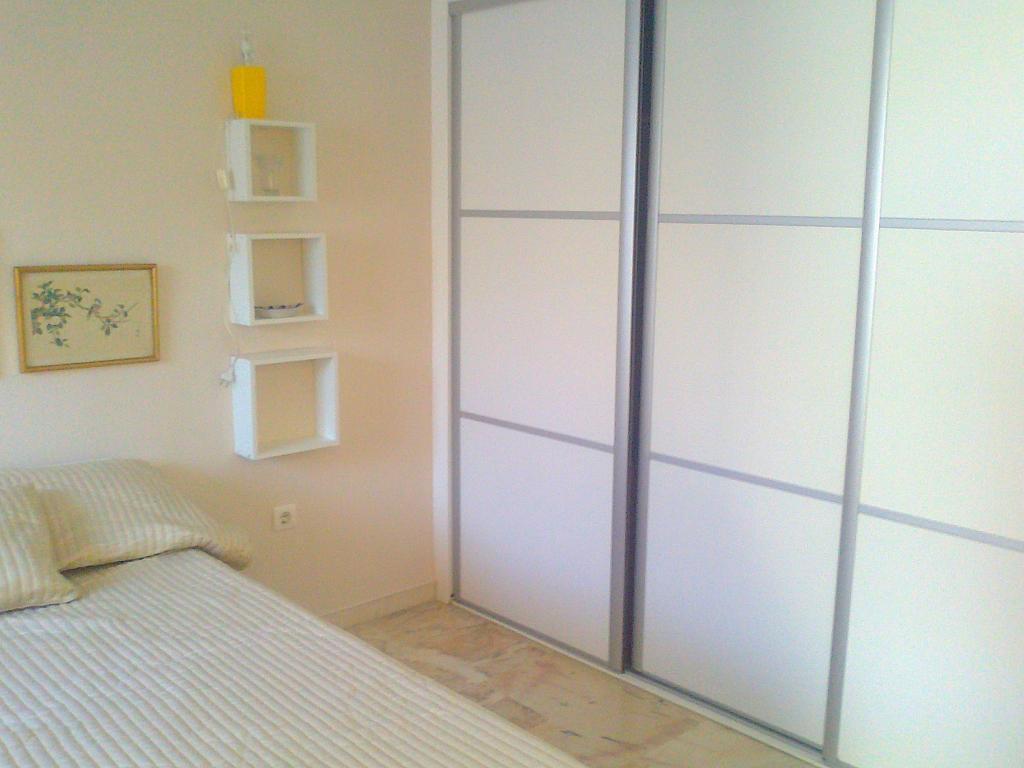 Dormitorio - Apartamento en alquiler en calle Alcalde Luis Uruñuelas, Av. Ciencias-Emilio Lemos en Sevilla - 141544444
