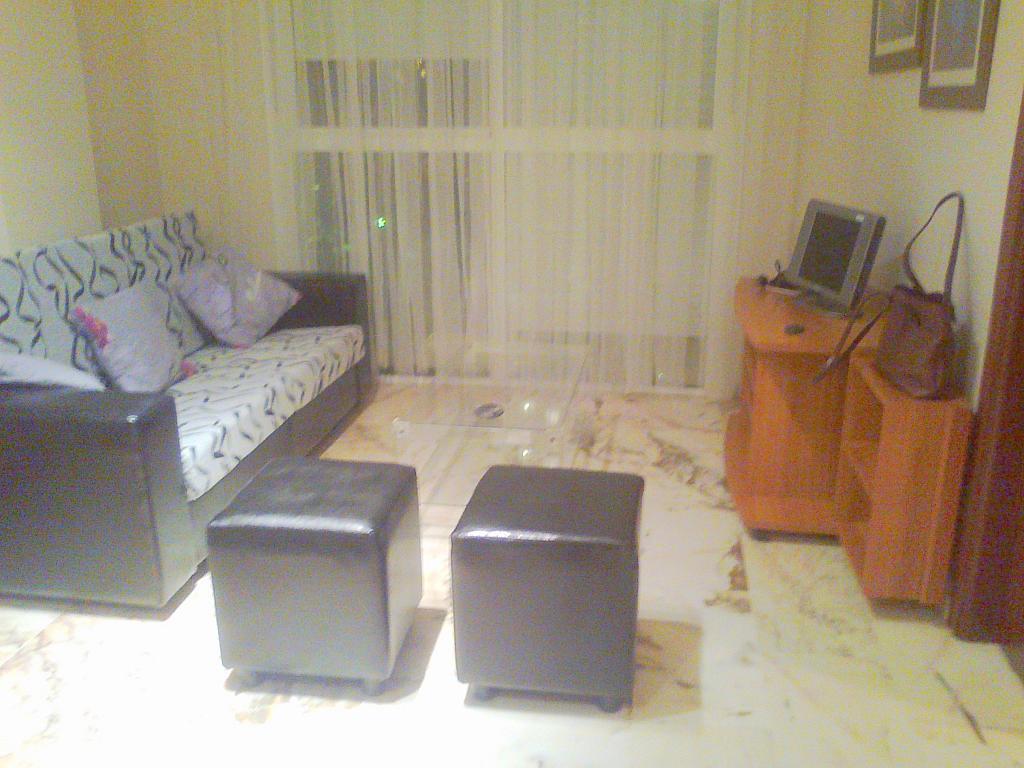 Salón - Apartamento en alquiler en calle Alcalde Luis Uruñuelas, Av. Ciencias-Emilio Lemos en Sevilla - 141544469