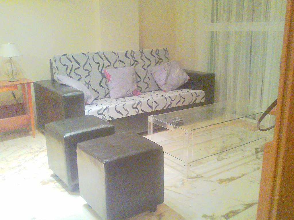 Salón - Apartamento en alquiler en calle Alcalde Luis Uruñuelas, Av. Ciencias-Emilio Lemos en Sevilla - 141544548