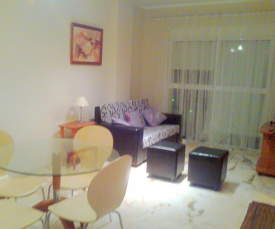 Salón - Apartamento en alquiler en calle Alcalde Luis Uruñuelas, Av. Ciencias-Emilio Lemos en Sevilla - 141544615