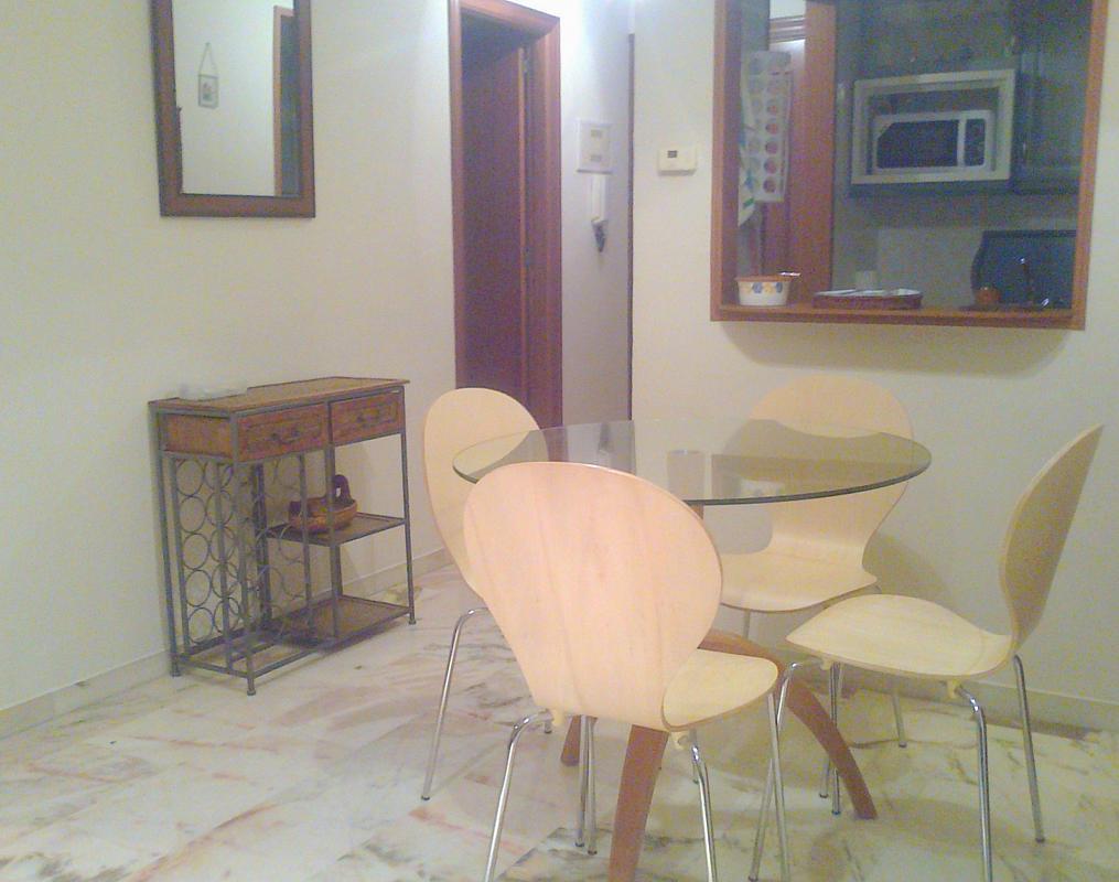 Comedor - Apartamento en alquiler en calle Alcalde Luis Uruñuelas, Av. Ciencias-Emilio Lemos en Sevilla - 141544622