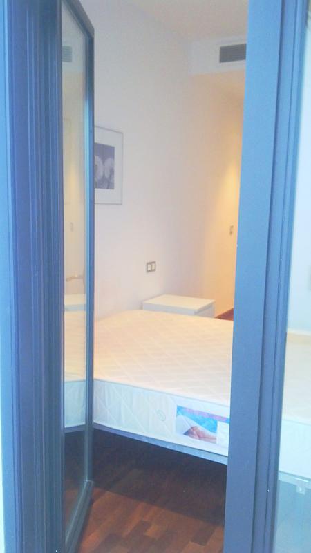 Dormitorio - Piso en alquiler en calle Eduardo Dato, Nervión en Sevilla - 143719131