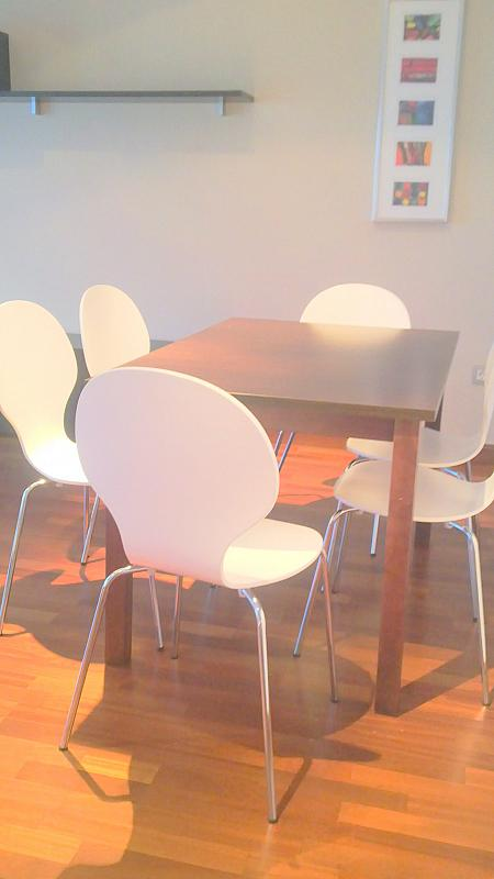 Comedor - Piso en alquiler en calle Eduardo Dato, Nervión en Sevilla - 143719371