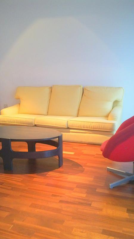 Salón - Piso en alquiler en calle Eduardo Dato, Nervión en Sevilla - 143719420