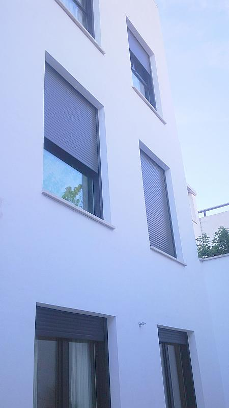 Fachada - Piso en alquiler en calle Eduardo Dato, Nervión en Sevilla - 143719612