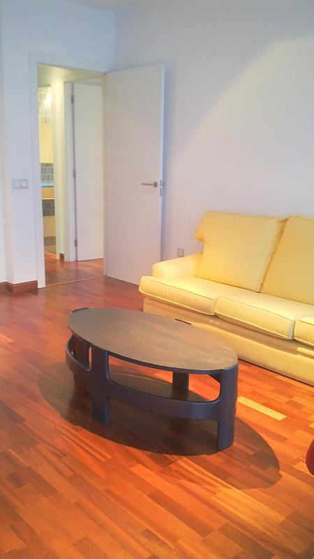 Salón - Piso en alquiler en calle Eduardo Dato, Nervión en Sevilla - 143719689