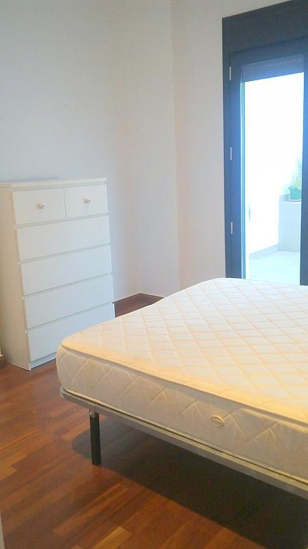 Dormitorio - Piso en alquiler en calle Eduardo Dato, Nervión en Sevilla - 143719745