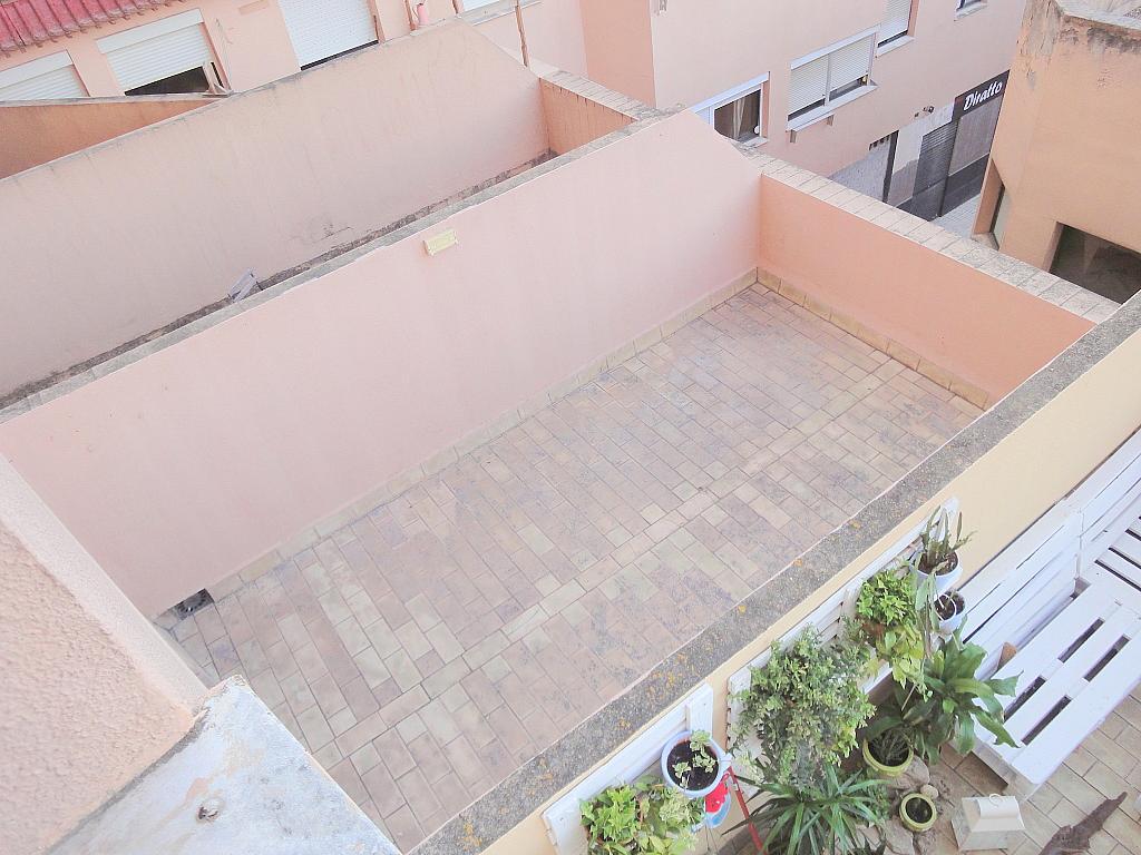 Terraza - Estudio en alquiler en calle Alcalde Luis Uruñuelas, Av. Ciencias-Emilio Lemos en Sevilla - 143729032