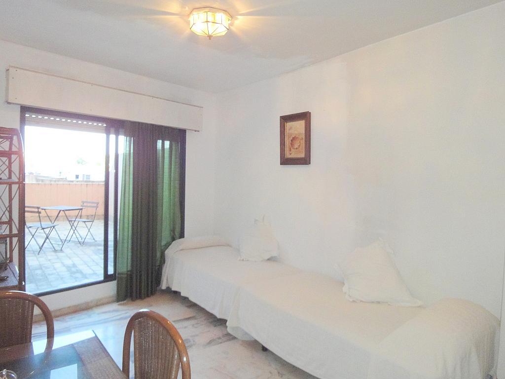 Salón - Estudio en alquiler en calle Alcalde Luis Uruñuelas, Av. Ciencias-Emilio Lemos en Sevilla - 143729110